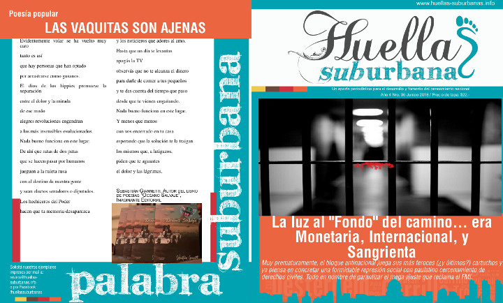 ¡ Disponible la revista n°36 !