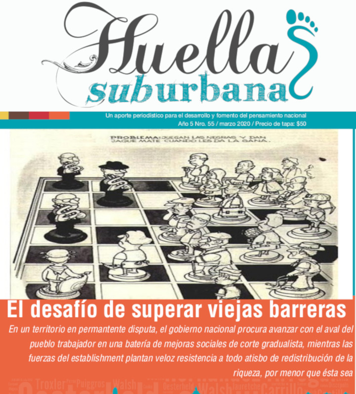 ¡ Disponible la revista n°55 !
