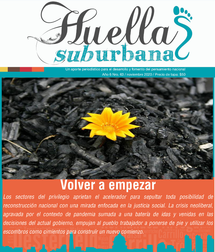 ¡ Disponible la revista n°63 !
