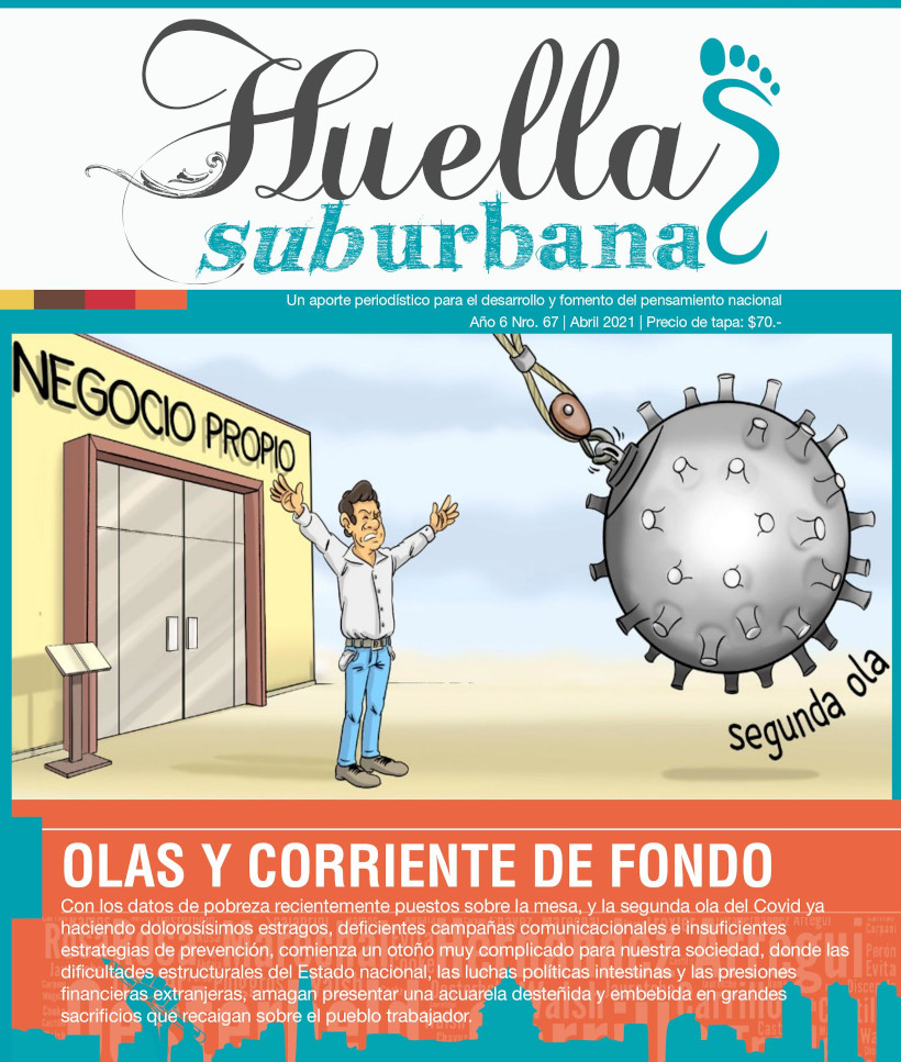 ¡ Disponible la revista n°67 !
